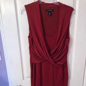 White House Black Market sleeveless dress